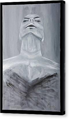Inferiority Canvas Print - Humility by Marinela Croitoru