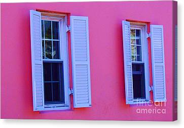 In The Pink Canvas Print by Debbi Granruth