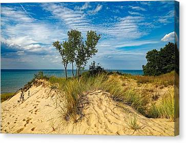 Indiana Dunes State Park Canvas Print
