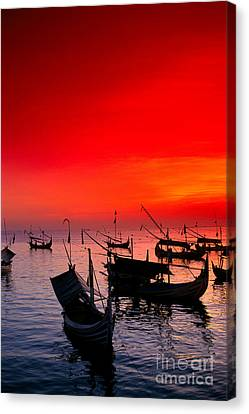 Indonesia, Bali Canvas Print by Gloria & Richard Maschmeyer - Printscapes