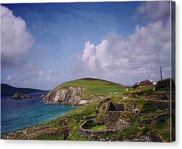 Ireland View Canvas Print