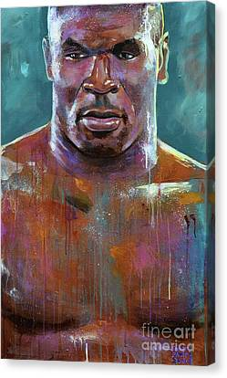 Iron Mike Canvas Print by Robert Phelps
