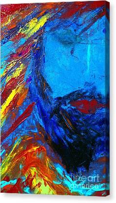 Ishi Canvas Print by Deborah Montana