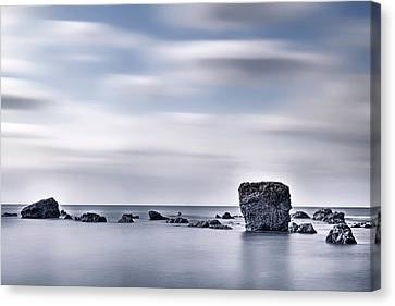 Isle Of Wight - England Canvas Print by Joana Kruse