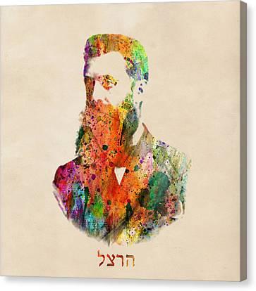 Israel Canvas Print by Mark Ashkenazi