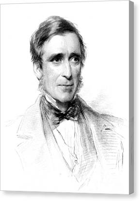 James Paget, English Surgeon Canvas Print by Science Source