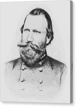 Jeb Stuart Canvas Print by War Is Hell Store