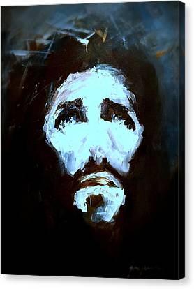 Jesus - 4 Canvas Print by Jun Jamosmos