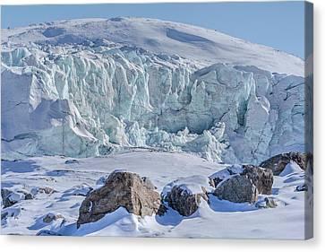 Kangerlussuaq - Greenland Canvas Print
