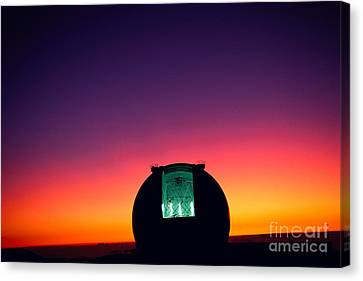 Keck Observatory Canvas Print by Peter French - Printscapes