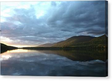 Lake Canvas Print - Lake by Alice Kent