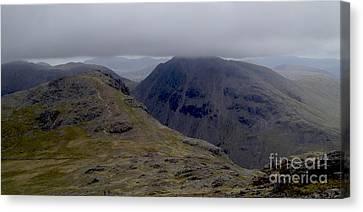 Lake District National Park Canvas Print