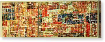 Landscape Canvas Print by Budis