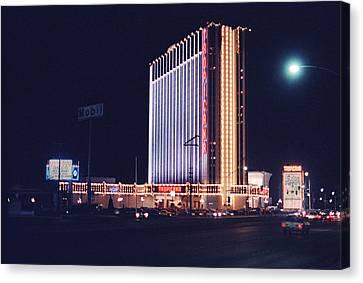 Las Vegas 1980 #3 Canvas Print