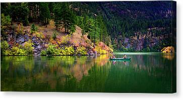 Canvas Print featuring the photograph Life Is But A Dream by John Poon