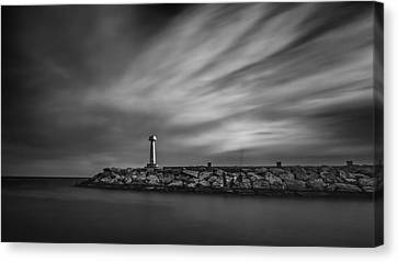 Lighthouse Canvas Print by Stelios Kleanthous