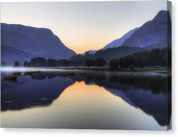 Llanberis - Wales Canvas Print