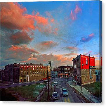 Loomis At Fuller Canvas Print