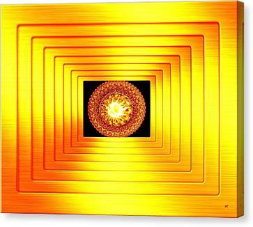 Luminous Energy 7 Canvas Print by Will Borden