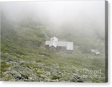 Madison Spring Hut - White Mountains New Hampshire  Canvas Print by Erin Paul Donovan