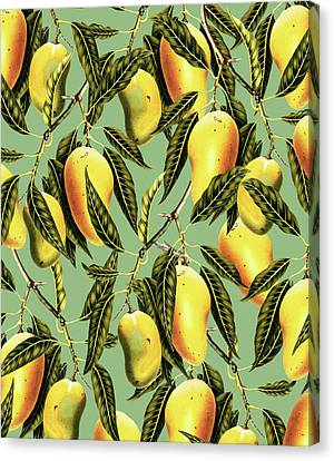 Mango Season Canvas Print