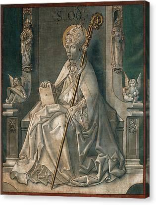 251 Canvas Print - Master Of La Seu Urgell by MotionAge Designs