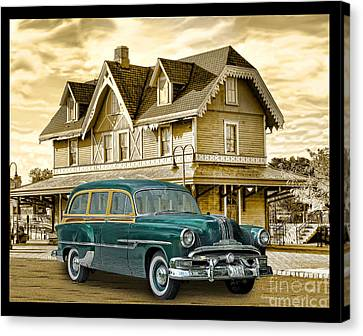 Memories Canvas Print by Arnie Goldstein