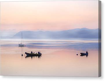 Menai Strait - Wales Canvas Print by Joana Kruse
