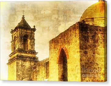 Mission San Jose San Antonio, Texas Canvas Print