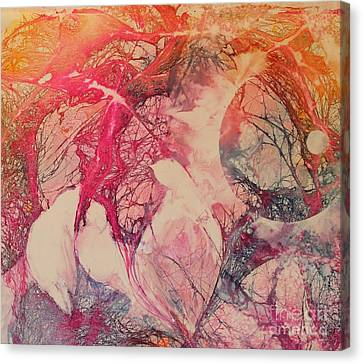Moonsong Canvas Print