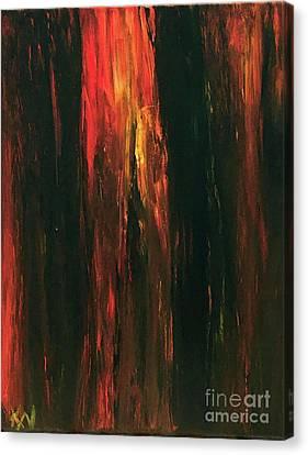 Canvas Print - Morning Light by Karen Nicholson