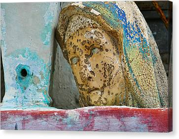 Mother Canvas Print by Skip Hunt