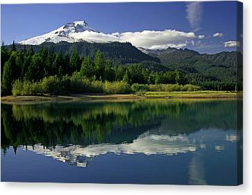 Mount Baker Canvas Print