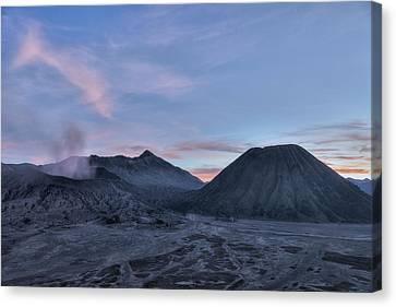 Mount Bromo - Java Canvas Print by Joana Kruse