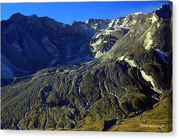 Mt. St. Helens Canvas Print
