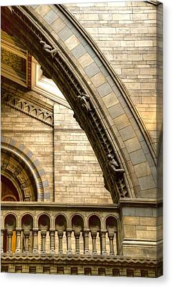 Natural History Museum Kensington  Canvas Print