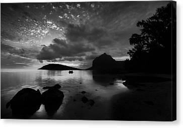 Mauritius Canvas Print - Near Le Morne by Julian Cook