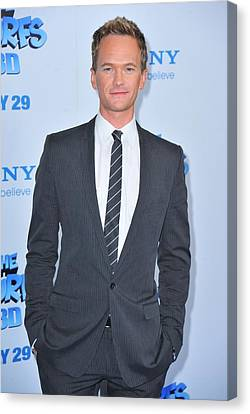 Neil Patrick Harris At Arrivals For The Canvas Print by Everett