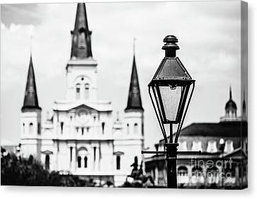 New Orleans Landmark Canvas Print