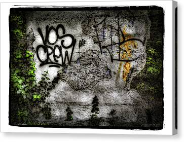 No.4 Canvas Print by Jerry Golab
