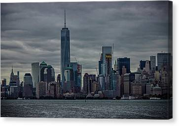 NYC Canvas Print by Martin Newman