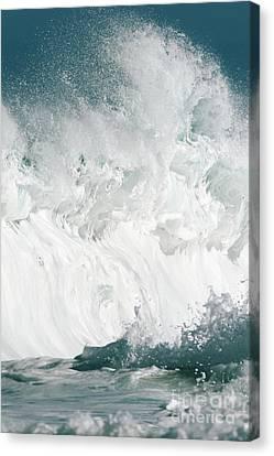 Oahu Wave Canvas Print by Vince Cavataio - Printscapes