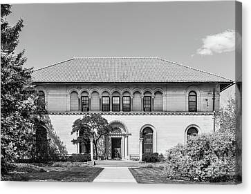 Oberlin College Cox Administration Building Canvas Print