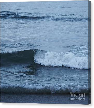Ocean Canvas Print by HD Connelly