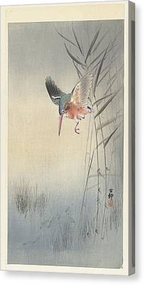 Ohara Koson Canvas Print by Eastern Accent