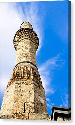Old Mosque Canvas Print by Tom Gowanlock