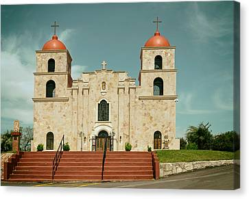 Our Lady Of Guadalupe Canvas Print - Our Lady Of Guadalupe Church by Mountain Dreams