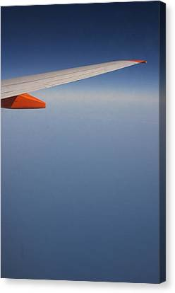 Out There Canvas Print by Jez C Self