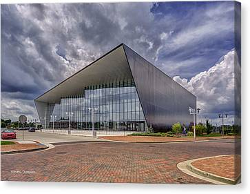 Owensboro Kentucky Convention Center Canvas Print