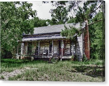 Ozark Alabama Homestead Canvas Print